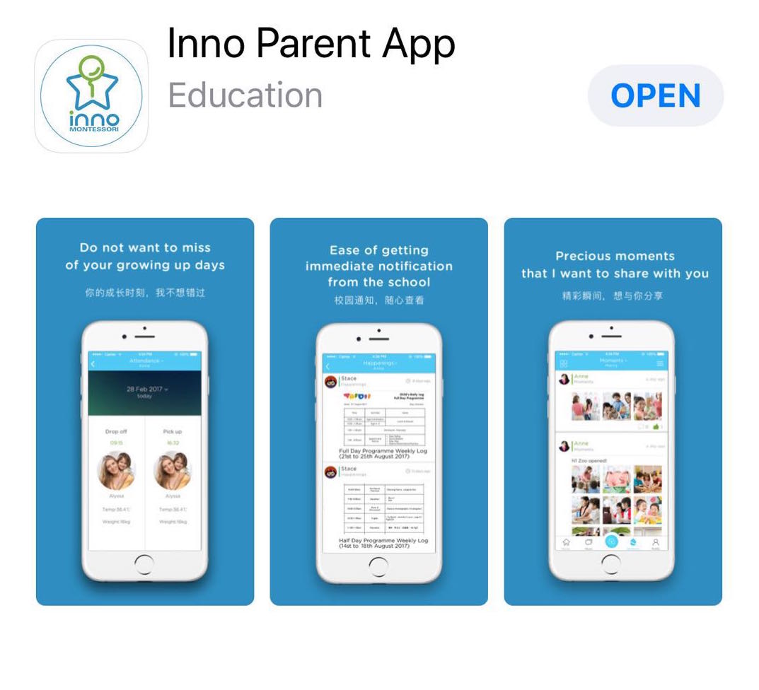 Inno Parent App